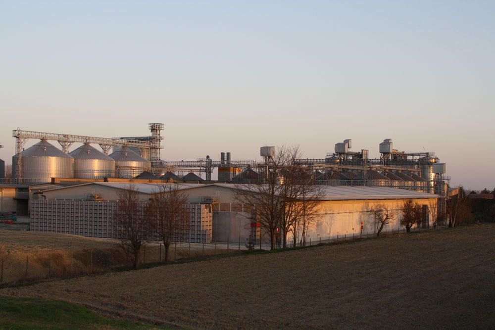 Edilizia industriale di Lavori Industriali s.r.l.