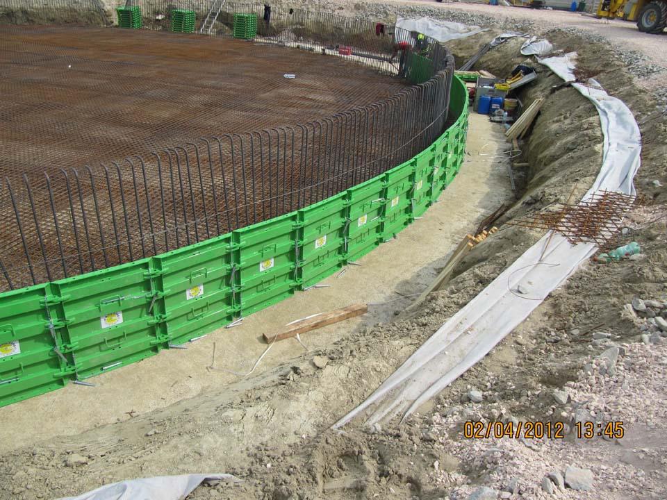 Costruzione impianti Biogas con Lavori Industriali S.r.l