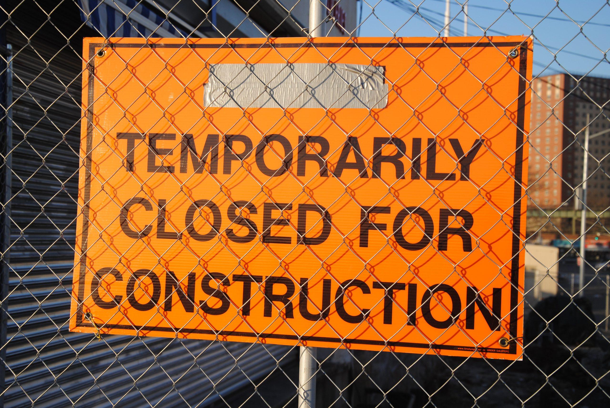 Quali sono i problemi che fanno ritardare un cantiere industriale?